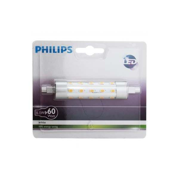 Lineal 6w 118mm Led Iluminación PhilipsTelma 3000ºk UzpSVM